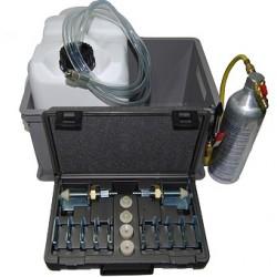 Zestaw do płukania układów klimatyzacji manualny