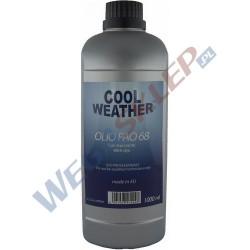 Olej do klimatyzacji PAO 68 1L z kontrastem