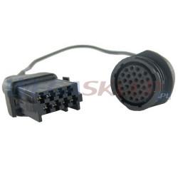 Texa przewód diagnostyczny TRUCK/OHW 3151/T11B do Volvo TRUCK 8 Pin
