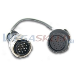 Texa przewód diagnostyczny TRUCK/OHW 3151/T27 DEUTZ 9 pin