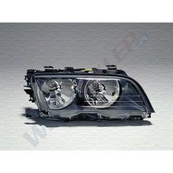 Reflektor przedni Bmw Serie 3 (E46/2) Coupe'   Cabriolet 05.2000   09.2001 prawy