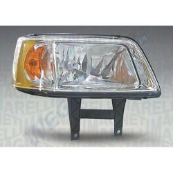 Reflektor przedni VW T5 Transporter 01/03   lewy z korektorem