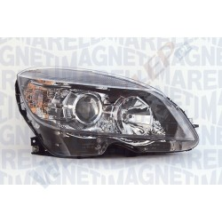 Reflektor przedni Mercedes   Benz CLC class (CL203 FL) Halogen H7 Lewy LPM412
