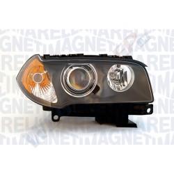 Reflektor przedni kierunkowskaz przedni pomarańczowy  BMW X3 (E83) Xenon H7 D2S Prawy LPM661