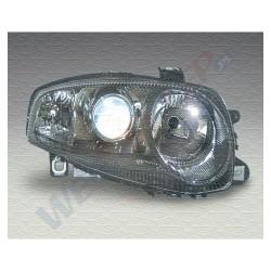 Reflektor przedni strona prawa litronic c/caf c/fend Alfa Romeo 147 GTA