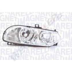 Reflektor przedni Alfa Romeo 156 h7 h1 10/97 8/03 prawy przystosowany do korekt.
