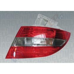 Lampa tylna cofania zewnętrzna Mercedes   Benz CLC class (CL203 FL) Prawy LLG131