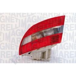 Lampa tylna cofania zewnętrzna przydymiona Mercedes   Benz CLC class (CL203 FL) Prawy LLG151