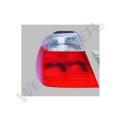 Lampa tylna skrajna kier. biały bez listwy Bmw Serie 3 (E46/Ca) Cabrio 5/00  2/03 prawy