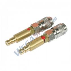 Zestaw do przelewu piezoelektryków Conti/VDO/Bosch