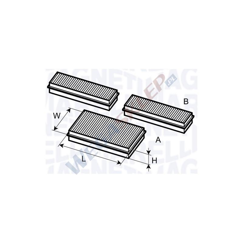 filtr kabinowy magneti marelli cz u0105steczkowy standard