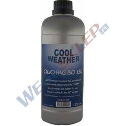 Olej do klimatyzacji PAG ISO150 1 litr