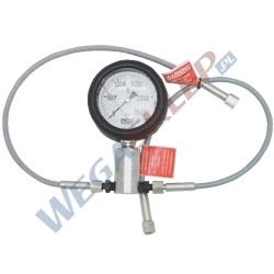 Manualny tester systemu paliwowego do pomiaru ciśnienia do 2500 BAR