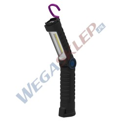 Lampa obrotowa 3W + UV