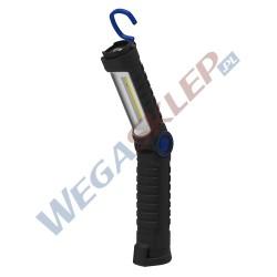 Lampa obrotowa 3W + 3W
