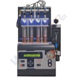 Tester wtryskiwaczy benzynowych GS4 z myjką ultradźwiękową