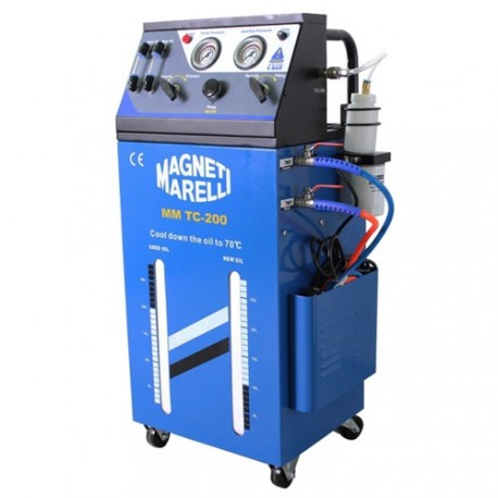 ATF TC 200 Urządzenie do dynamicznej wymiany oleju w automatycznych skrzyniach skrzyniach biegów