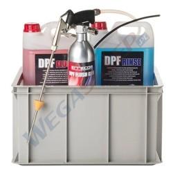 Zestaw do czyszczenia filtra DPF (z pistoletem)