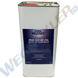 Olej PAG 68 uv 5l