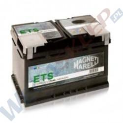 Akumulator 12V 62Ah 540(EN) +Lewy ETS62L