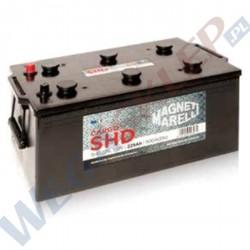 Akumulator 12V 180Ah 1000A(EN) +Lewy SHD180L