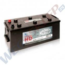 Akumulator 12V 110Ah 750A(EN) +Prawy HD110R1