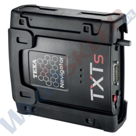 Tester diagnostyczny Texa NAVIGATOR TXTs z oprogramowaniem CAR LIGHT