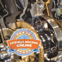 Baza danych pojazdów z automatycznymi skrzyniami biegów