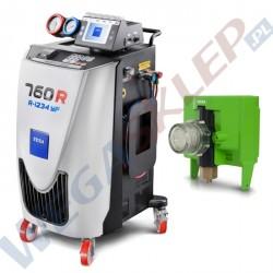 Stacja klimatyzacji KONFORT 760R 2 GAS READY + analizator gazu do R1234yf