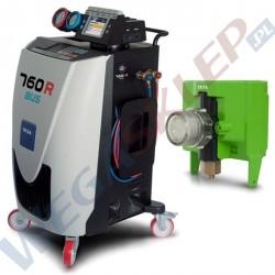 Stacja klimatyzacji KONFORT 760R BUS + analizator gazu do R134a