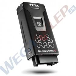 Tester diagnostyczny Texa NAVIGATOR NANO S z oprogramowaniem CAR Plus