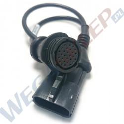 Texa przewód diagnostyczny TRUCK 3151/T57 do Carrier System 3 Pin