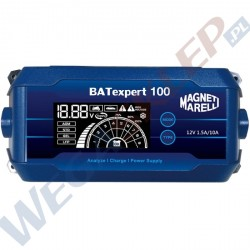 Ładowarka do akumulatorów z LCD Battery charger BT 100