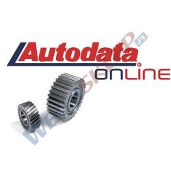 """Autodata Online 2 """"Serwis i obsługa""""-odnowienie licencji rocznej na 5 stanowisk"""