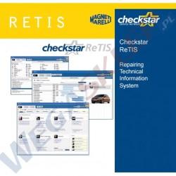 Retis Truck - Oprogramowanie Licencja roczna Online