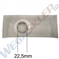 Filtr pompy paliwa 22.5mm prostokątny