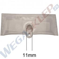 Filtr pompy paliwa 11mm prostokątny