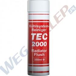 TEC-2000 radiator flush