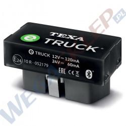 eTRUCK TEXA - zdalna diagnostyka dla pojazdów ciężarowych