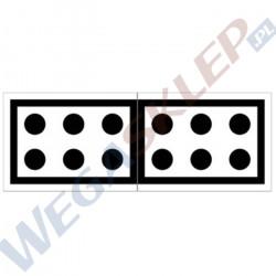 ADAS - Panel kalibracyjny do pojazdów z grupy Volkswagen (tylny)