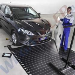 ADAS Zestaw do kalibracji telekamer w samochodach osobowych i ciężarowych