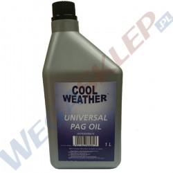 Olej do klimatyzacji PAG uniwersalny 1 L