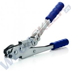 Ręczne szczypce montażowe z jednym ramieniem łamanym