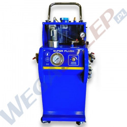 Urządzenie do płukania klimatyzacji pneumatyczne z pulsacją Super Flush (bez adapterów)