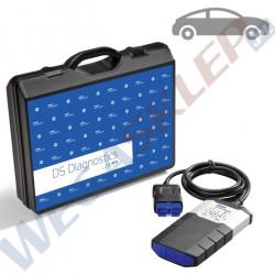 Delphi DS150E z oprogramowaniem CAR MAX i roczną aktualizacją (12 m-cy)