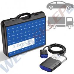 Delphi DS150E z oprogramowaniem CAR MAX i TRUCK + aktualizacja CAR i TRUCK (12 m-cy)
