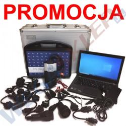 Zestaw DELPHI DS150E + Laptop