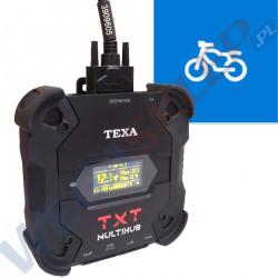 Texa tester diagnostyczny NAVIGATOR TXT MULTIHUB z oprogramowaniem CAR PLUS