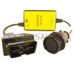 Texa przewód diagnostyczny TRUCK 3151/T14 NISSAN Cabstar TLO i Arleon Euro3