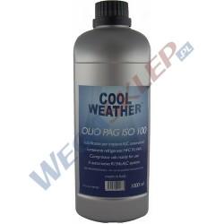 Olej do klimatyzacji PAG ISO100 1 litr
